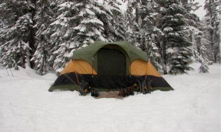 Conseil d'achat: Les auvents d'hiver pour caravanes