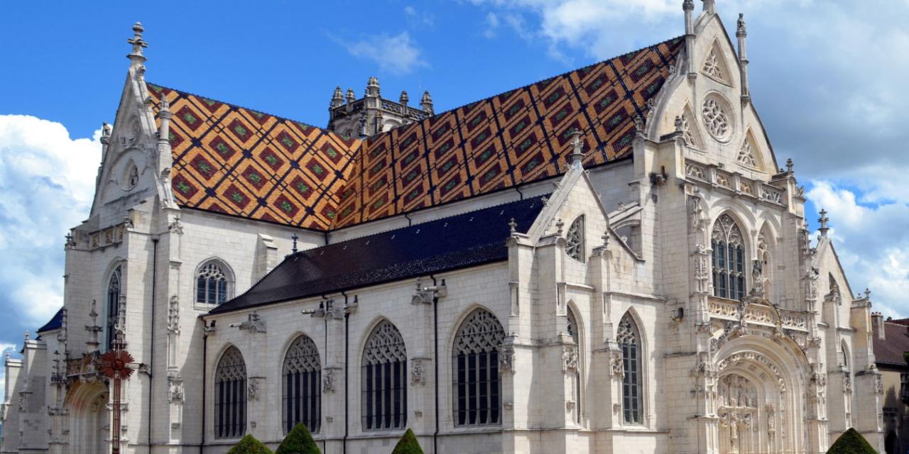 [On décampe !] Ain : Le Monastère Royal de Brou