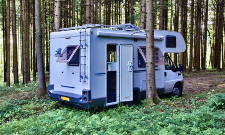 5 conseils pour vivre dans un camping-car à plein temps