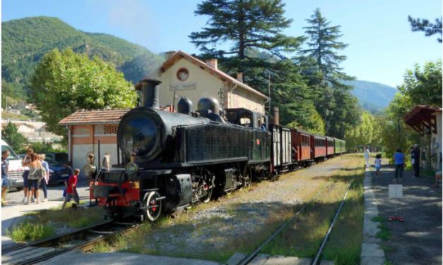 [On Décampe !] : ALPES-DE-HAUTE-PROVENCE : Le Train des Pignes