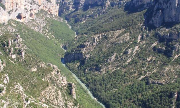[ON DÉCAMPE !] ALPES-DE-HAUTE-PROVENCE : Les lacs des Gorges du Verdon
