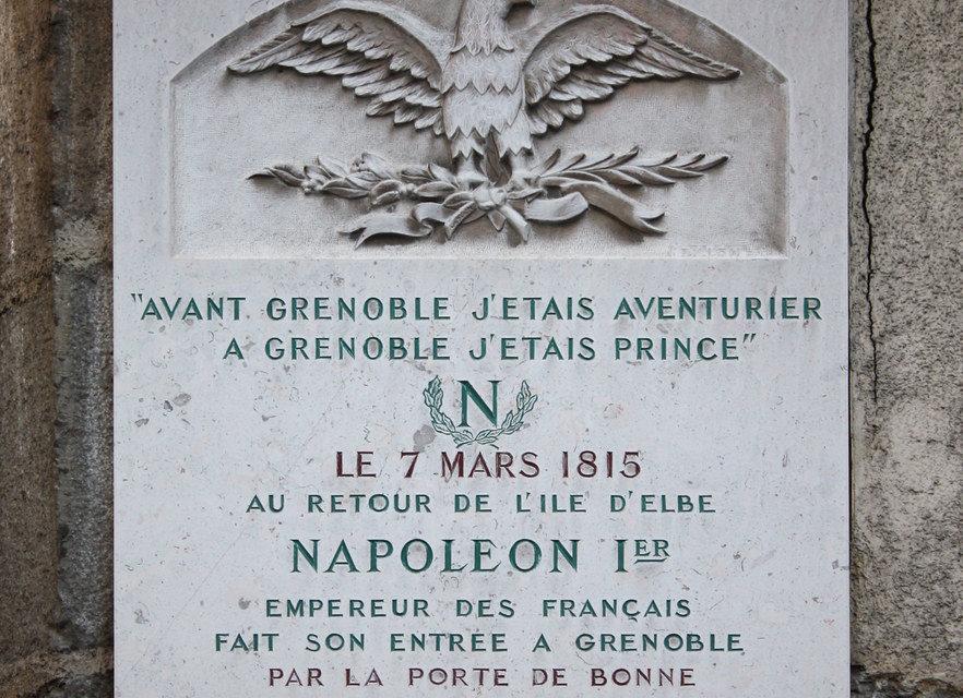 [ON DÉCAMPE !] : ALPES-DE-HAUTE-PROVENCE : La route de Napoléon